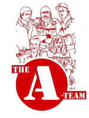 The A-Team 380x500
