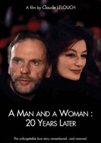A Man and a Woman: 20 Years Later poster