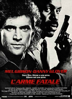 Lethal Weapon 539x741
