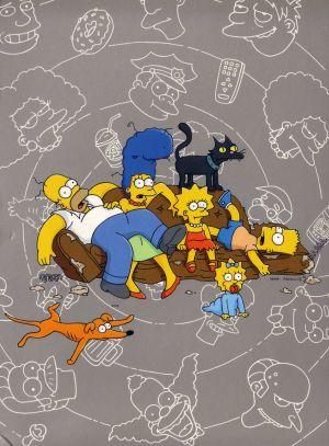 The Simpsons 1345x1823