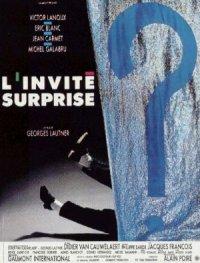 L'invité surprise poster