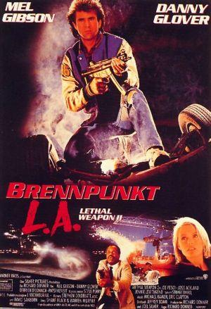 Lethal Weapon 2 - Brennpunkt L.A. 527x771