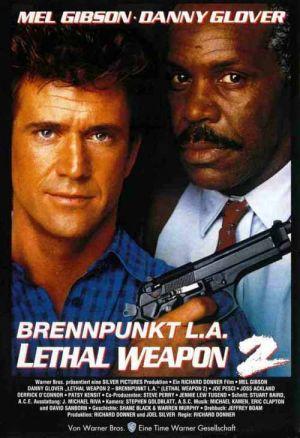 Lethal Weapon 2 - Brennpunkt L.A. 500x730