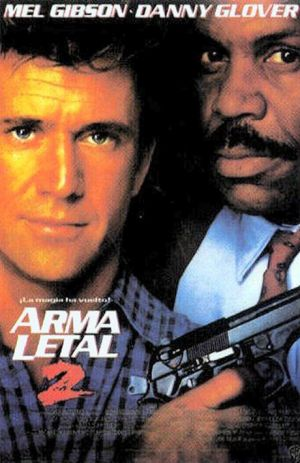 Lethal Weapon 2 - Brennpunkt L.A. 460x710