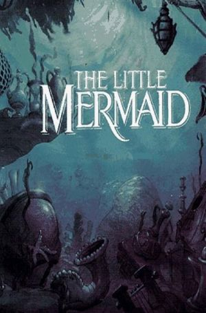The Little Mermaid 627x950