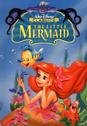 The Little Mermaid 556x800