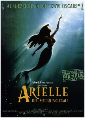 The Little Mermaid 656x906