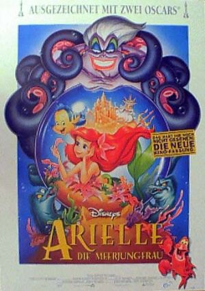 The Little Mermaid 340x482