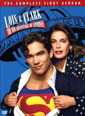 Lois & Clark: The New Adventures of Superman 2168x2952