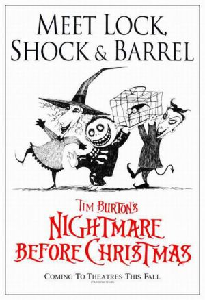 The Nightmare Before Christmas 528x770