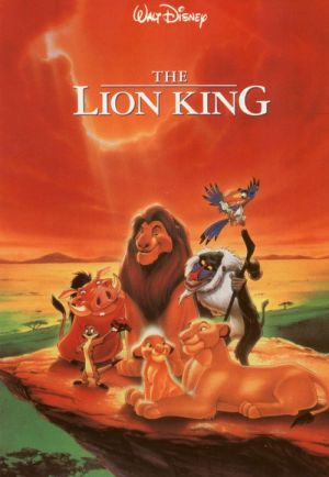 The Lion King 500x724
