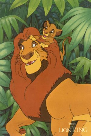 The Lion King 500x744