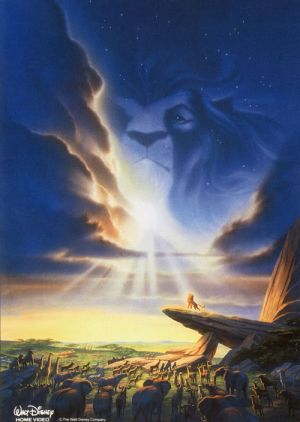 The Lion King 500x703