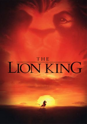 The Lion King 388x555