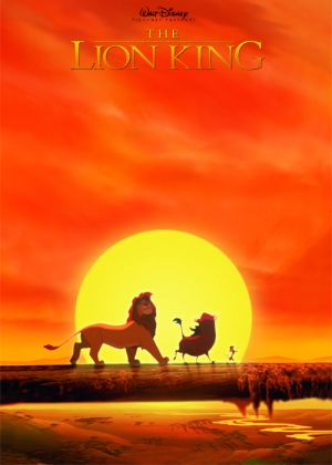 The Lion King 500x700
