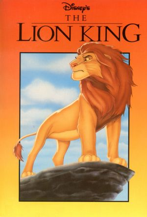 The Lion King 546x800