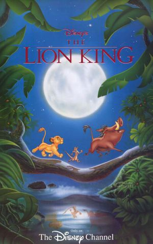 The Lion King 520x826