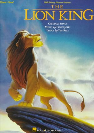 The Lion King 625x882