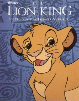 The Lion King 677x872