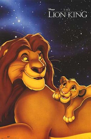 The Lion King 350x536
