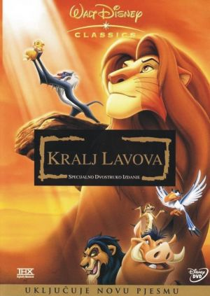 The Lion King 496x699