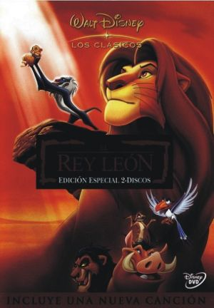 The Lion King 488x703
