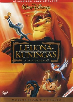 The Lion King 502x705