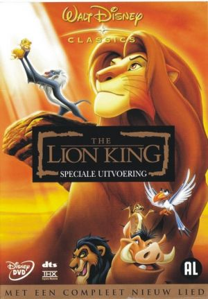 The Lion King 499x717