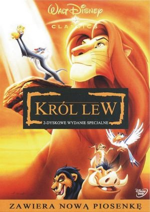 The Lion King 504x714