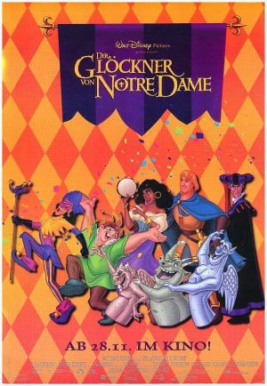 Der Glöckner von Notre Dame 611x883