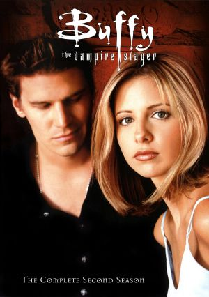 Buffy the Vampire Slayer 1531x2173