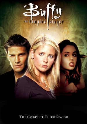 Buffy the Vampire Slayer 1533x2173