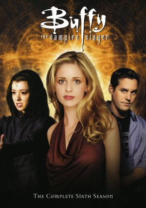 Buffy the Vampire Slayer 1535x2173