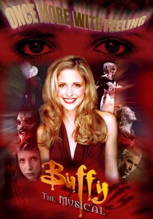 Buffy the Vampire Slayer 480x686