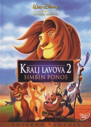 Der König der Löwen 2: Simbas Königreich 507x704