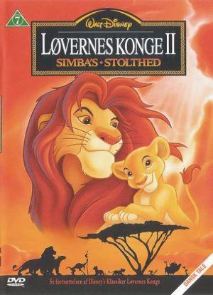 Der König der Löwen 2: Simbas Königreich 512x707