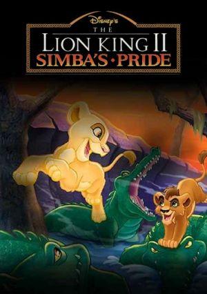 Der König der Löwen 2: Simbas Königreich 463x657
