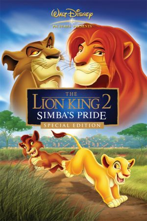Der König der Löwen 2: Simbas Königreich 486x730