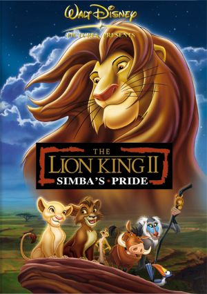 Der König der Löwen 2: Simbas Königreich 500x710