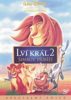 Der König der Löwen 2: Simbas Königreich 987x1397