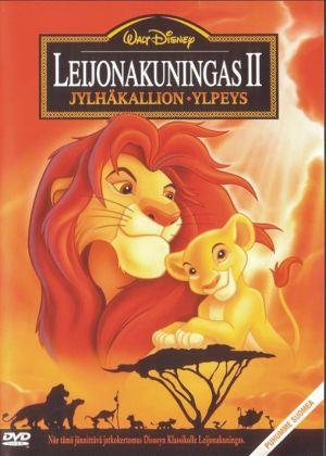Der König der Löwen 2: Simbas Königreich 508x712