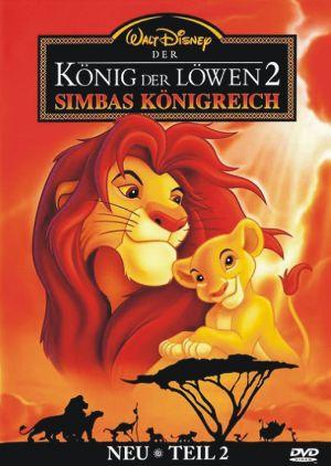Der König der Löwen 2: Simbas Königreich 1017x1429