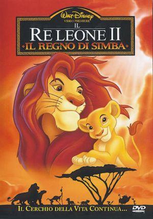Der König der Löwen 2: Simbas Königreich 2070x2966