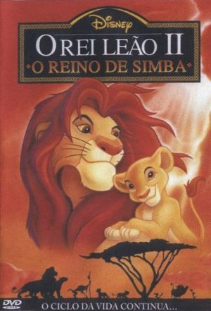 Der König der Löwen 2: Simbas Königreich 484x711