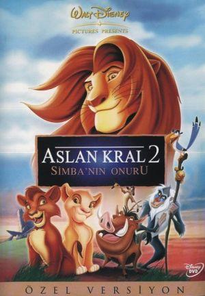 Der König der Löwen 2: Simbas Königreich 494x711