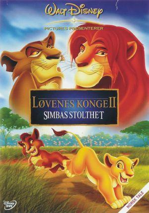 Der König der Löwen 2: Simbas Königreich 1562x2221