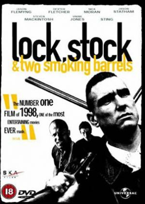 Lock Stock And Two Smoking Barrels Dvd cover