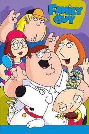 Family Guy 349x526