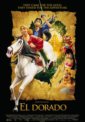 Title: The Road to El Dorado Animation Download full movies Watch movies online Ios Mpeg 300x428 Movie-index.com