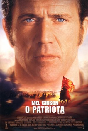 The Patriot Theatrical poster